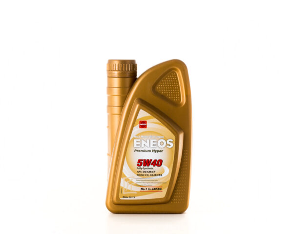 ENEOS PREMIUM HYPER fully Synthetic Long-life 5w40 1L