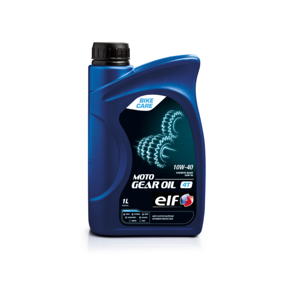 ELF MOTO GEAR OIL 10w40   1L