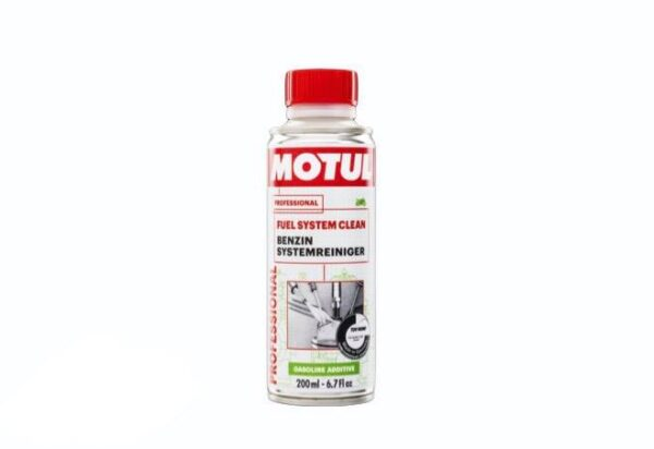 MOTUL FUEL SYSTEM CLEAN MOTO 0.200ml