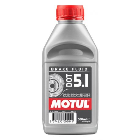 MOTUL DOT 5.1 BRAKE FLUID 0.5ml